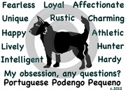 Portuguese Podengo Pequeno Obsession Long Sleeve T-Shirt