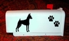 Miniature Pinscher Mail Box