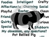 Pot Bellied Pig Obsession T-Shirt