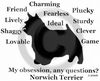 Norwich Terrier Obsession T-Shirt