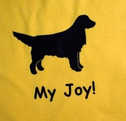 Golden Retriever My Joy! My Love! My Life! Sweatshirt