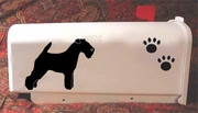 Welsh Terrier Mail Box