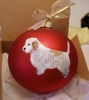 Petit Basset Griffon Venden Hand Painted Christmas Ornament