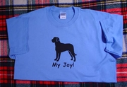 Greater Swiss Mountain Dog My Joy! My Love! My Life! Long Sleeve T-Shirt