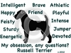 Russell Terrier Obsession Long Sleeve Tshirt