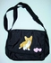 Pembroke Welsh Corgi Puppy Messenger Bag