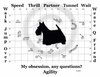Scottish Terrier's Agility Obsession T-Shirt