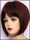 Synthetic wig Crystal, Magic Touch Wig Collection, color F2037