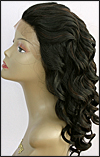 Lace Front Wig, Zury Lace Wig Ciara, Synthetic hair, color F1B/33
