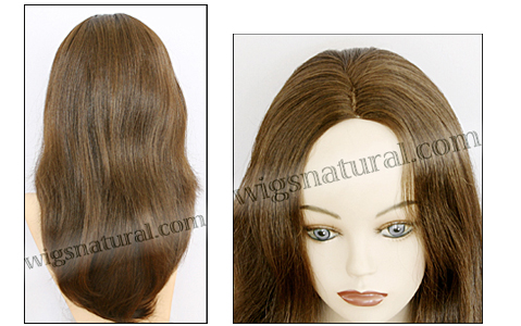 Human hair wig HH855, color #4, HairSense wig, Secret Collection