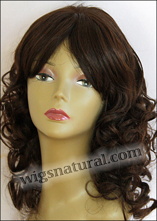 Human hair wig HH826, HairSense wig, Secret Collection, color #4