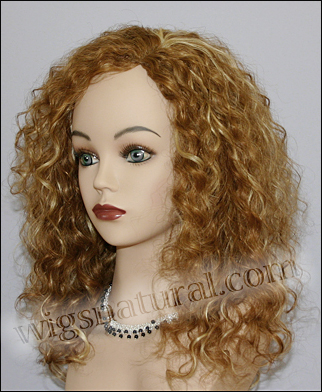 Human hair wig Ruth, Magic Touch Wig Coleection, color F27x613