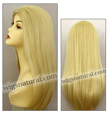 Human hair blend lace front wig HBL-CAROLINE, SEPIA Love it wig collection, color #613