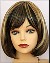 Synthetic wig MT808, Magic Touch Wig Collection, color PF1624