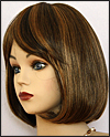 Synthetic wig MT808, Magic Touch Wig Collection, color F4/27