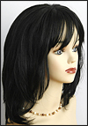 Synthetic wig Alina, Magic Touch Wig Collection, color #1
