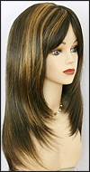 Synthetic wig Tiffany, Magic Touch Wig Collection, color FS4/27