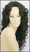 Synthetic wig Isabella, color 1B, Magic Touch Collection