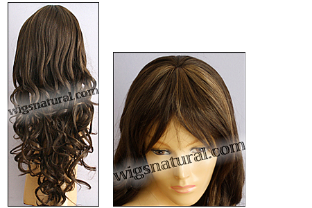 Synthetic wig Stephanie, Magic Touch Wig Collection, color FS6x27