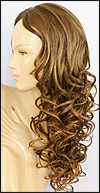 Synthetic wig MT806, color T6/27, Magic Touch Collection