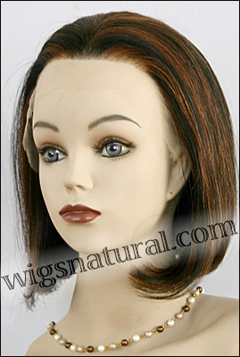 Lace Front Wig HRH LACE WIG 11, Hollywood Remy hair wig, color F1B/33