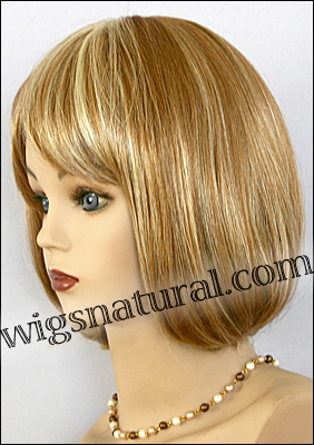 Synthetic wig MT808, color FM27x613, Magic Touch Collection