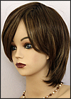 Synthetic wig Modern Edge, Forever Young wig collection, color 8/12/24BHL