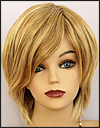 Synthetic wig Modern Edge, Forever Young wig collection, color 24B27C
