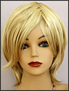 Synthetic wig Modern Edge, Forever Young wig collection, color 613/27