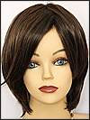 Synthetic wig Modern Edge, Forever Young wig collection, color HL4/27