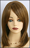Synthetic wig Delectable Doll, Forever Young wig collection, color 8/12/27HL