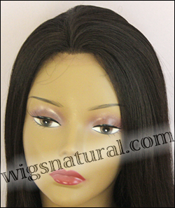Human hair blend lace front wig HBL-CAROLINE, SEPIA Love it wig collection, color #2