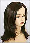 Synthetic wig VOGUE, Forever Young wig collection, color F1B/33