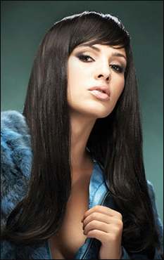 Synthetic wig SLIQUE, Forever Young wig collection