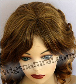 Human hair wig HH826, HairSense wig, Secret Collection, color T4/27