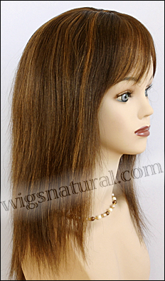 Human hair wig HH874, HairSense wig, Secret Wig Collection, color FS4/30