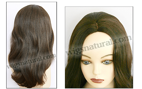 Human hair wig HH855, color #2, HairSense wig, Secret Collection