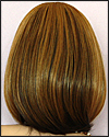 SEPIA Lace Front Wig Ritz, Heat-Resistant Synthetic Fiber, color F2032