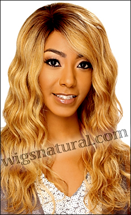 Lace front wig HRH-LACE WIG ONYX, Sister Remy human hair lace wig, in stock