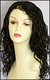 Lace front wig HRH-LACE WIG ONYX, Sister Remy human hair lace wig, color FS1B/30
