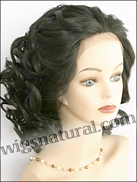 SEPIA Lace Front Wig Lapis, Heat-Resistant Futura Synthetic Fiber, in stock