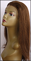 Lace Front Wig HRH-LACE WIG LONG, Hollywood Remy Human Hair wig, color #4