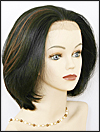 Lace Front Wig, BOBBI BOSS Premium Fiber Hair, style Front Lace Brown, color F1B/30