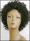 Lace Front Wig, BOBBI BOSS Front Lace wig Mura, Premium Fiber Hair, color #2
