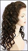 Lace Front Weave, REMY Human Hair, Hollywood brand, wig style REMY-LFW-LEONA