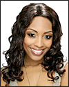Lace Front Wig HRH-LACE WIG SUGAR, Hollywood Remy hair wig, in stock