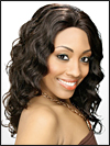Sister Lace Front Wig HRH-LACE WIG ASHANTI, Remy human hair wig, in stock