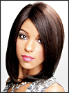 Monofilament wig, Remy hair, style HR-REMY EVA, Hollywood mono wigs