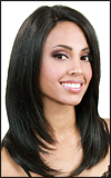 BOBBI BOSS Lace Front Wig MHLF-B, Premium Human Hair wig