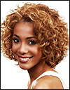 BOBBI BOSS Lace Front Wig MHLF-D, Premium Human Hair wig